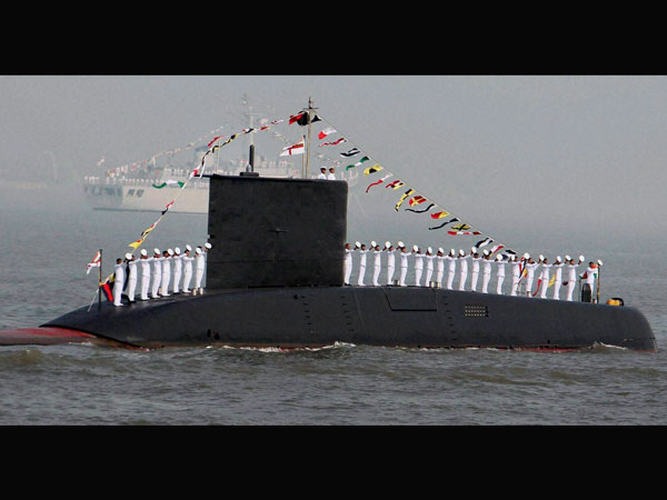 Navy gains access to front compartment