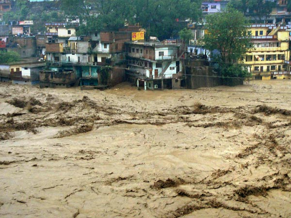 Mumbai and Kolkata at risk of floods