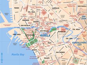 Manila: Floods hamper daily life