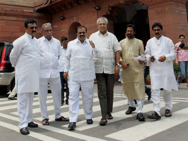Cong leaders from AP to form new party