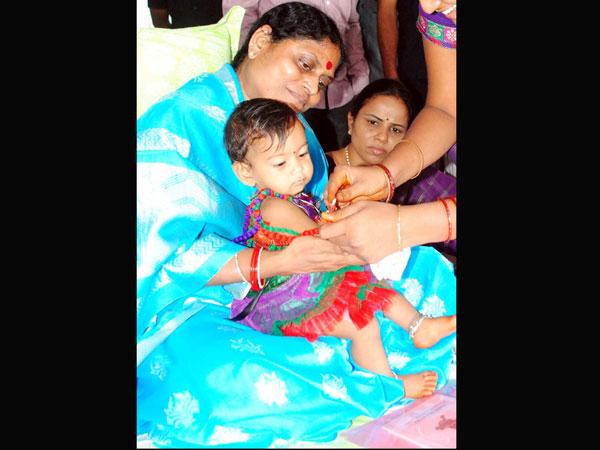 AP: Y S Vijayamma on hunger strike