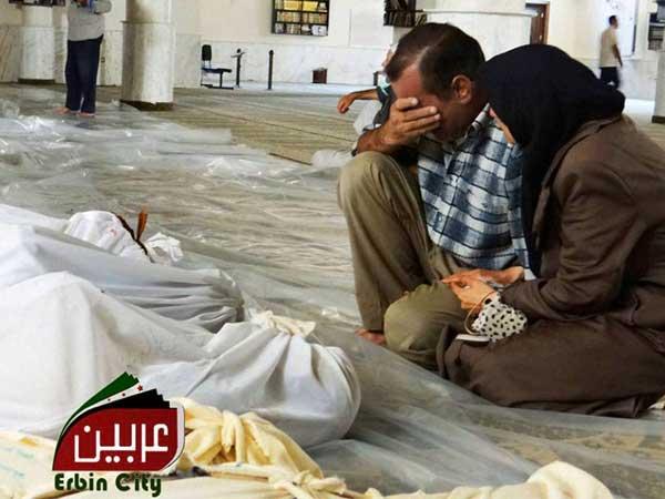 Chemical attacks kill hundreds in Syria