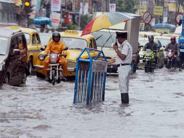 Image result for rain in kolkata