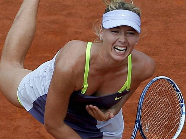 Sharapova withdraws from the U.S. Open