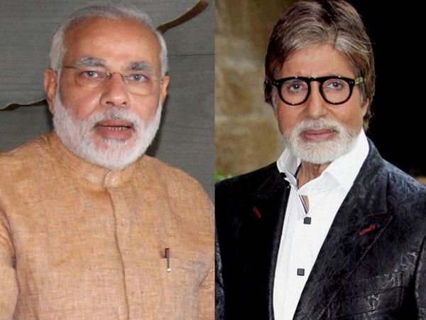 Video fiasco: Modi backs angry Big B