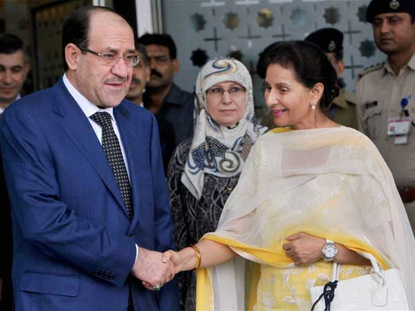 Iraqi PM Nouri to visit India