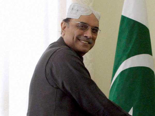 Zardari for dialogue on Indo-Pak ties