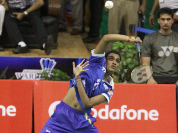 Sindhu beats Baun as Awadhe Warriors edge Mumbai Masters