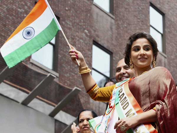 I-day celebrations in New York