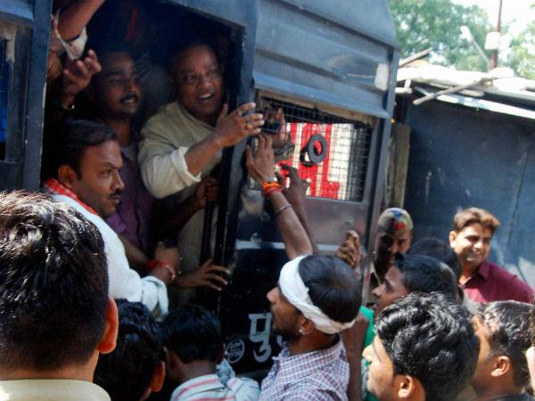VHP Yatra: Ex-MP, MLA arrested