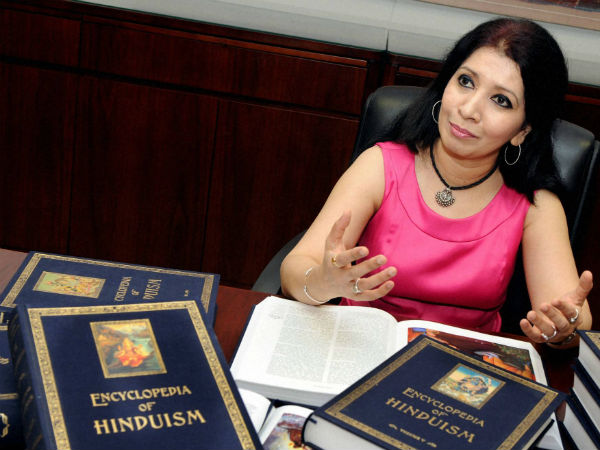 Hindu encyclopedia to be unveiled tomo