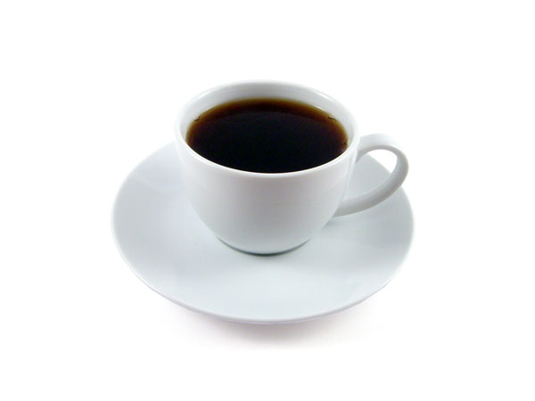 Wife kills husband with coffee mug!