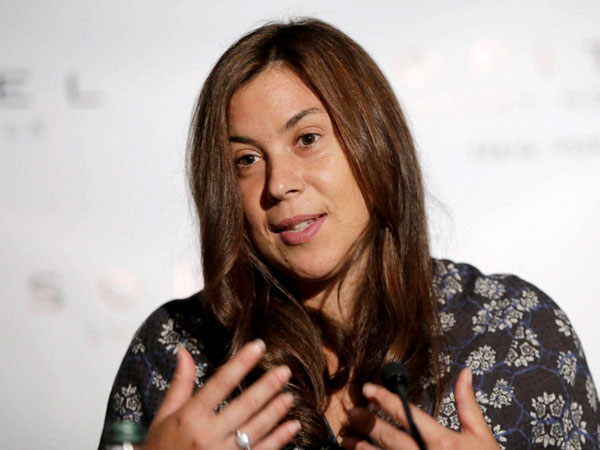 Marion Bartoli, of France