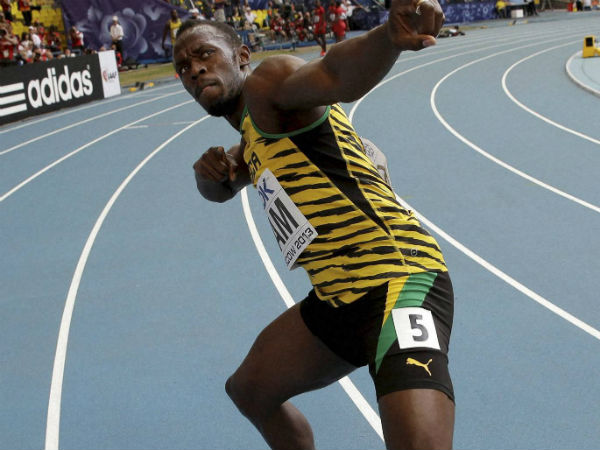 Bolt to run in Zurich Diamond League