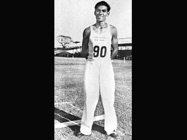 Former athlete Henry Rebello dead
