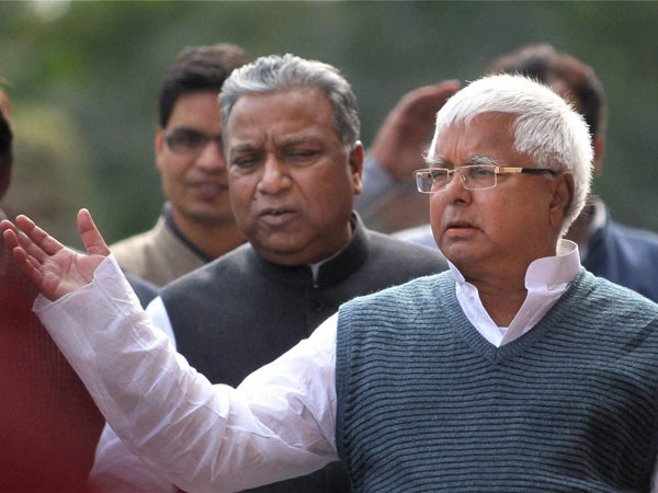 Fooder scam: Lalu seeks time from court