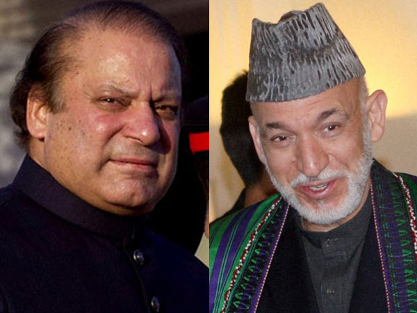 Sharif-Karzai 2nd round of talks today