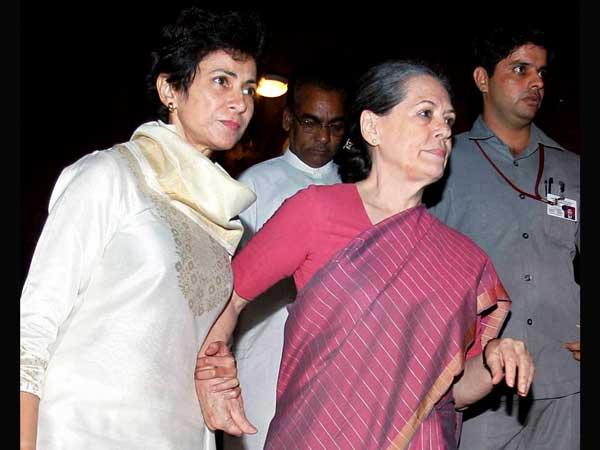 Sonia Gandhi discharged from AIIMS