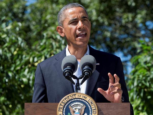 US: Obama to re-enact King's speech