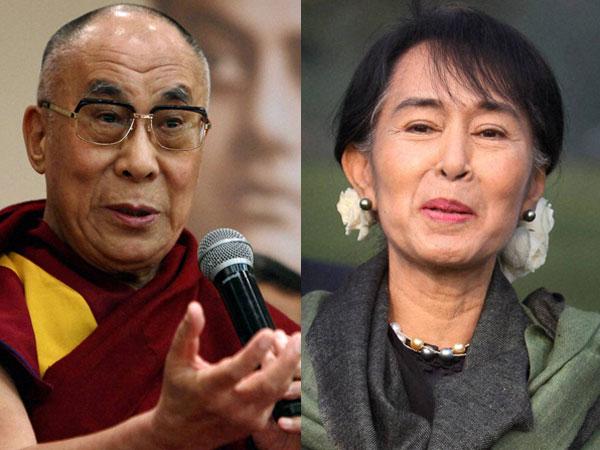 Himachal: Dalai Lama to meet Suu Kyi