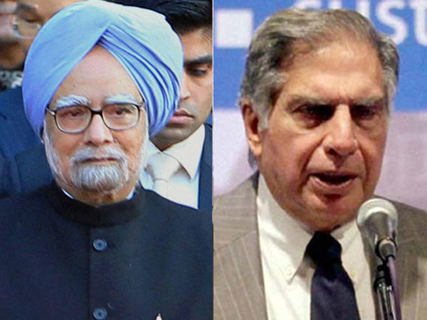 Ratan Tata too questions UPA leadership