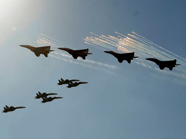 As India readies for Pulwama revenge, IAF lines up 140 aircraft near border