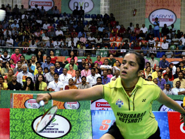IBL: Saina leads Hyd Hotshots into final