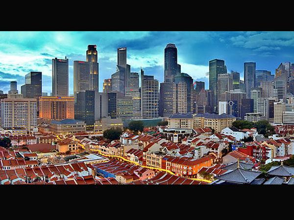 Singapore has 21 billionaires