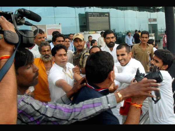 Now media is against Asaram