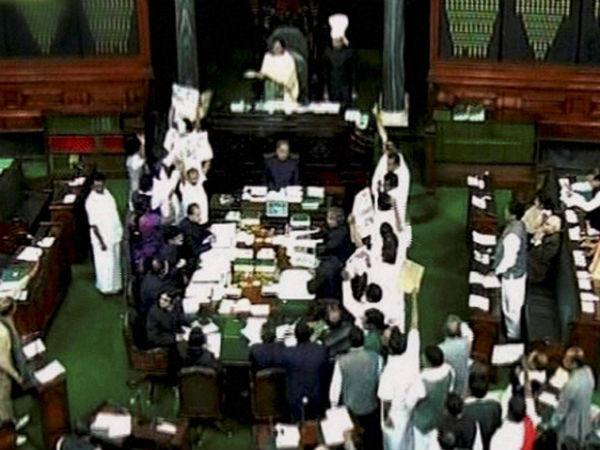 Jagan ends fast but Andhra haunts Parl