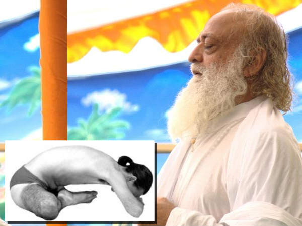 Age no bar for 72-year-'young' Asaram Bapu