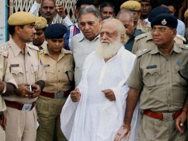 Asaram Bapu and his security
