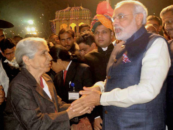 Modi and Governor's clash over Lokayukta