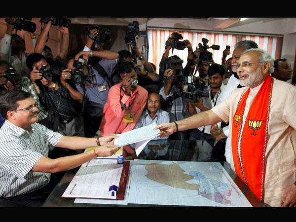 Congress demands Modi's resignation