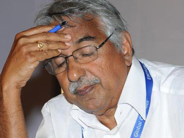 Chandy says he is ready to face probe