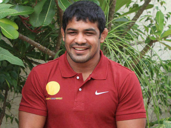Olympic medallist Sushil Kumar against corruption