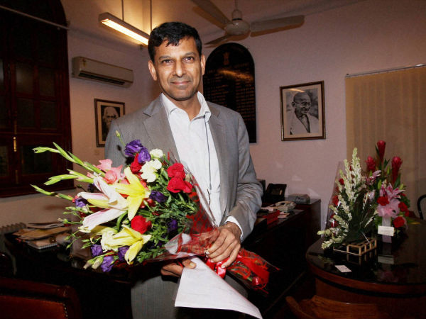 Raghuram takes over as RBI Governor