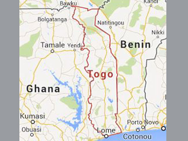 Togo: Indian ship captain detained