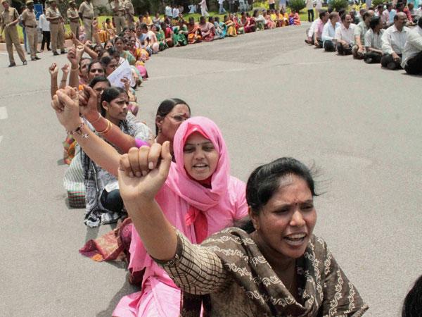 Andhra: 50 million people's life paused