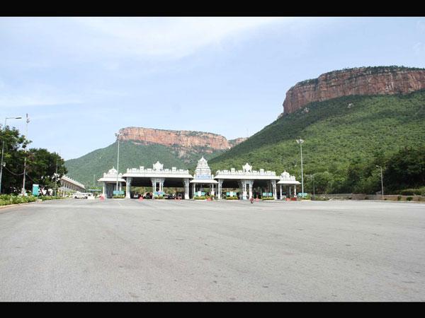 Tirupati income suffers amidst protests