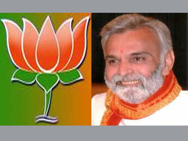 Former BJP leader Nalin Bhatt no more