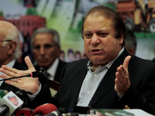 Sharif discusses anti-terror policies