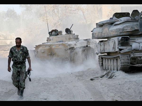 China backs UN efforts on Syria