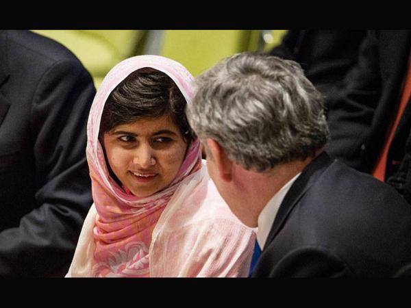Malala's spirit refuses to die