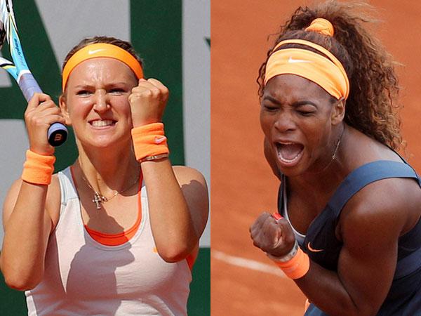 US Open: Serena, Azarenka in final