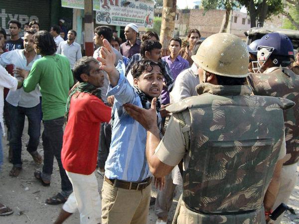 UP: 9 killed in Muzaffarnagar clashes