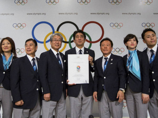 Tokyo wins 2020 Olympic bid