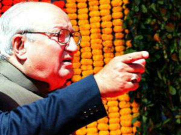 Former UP Governor Bhandari passes away