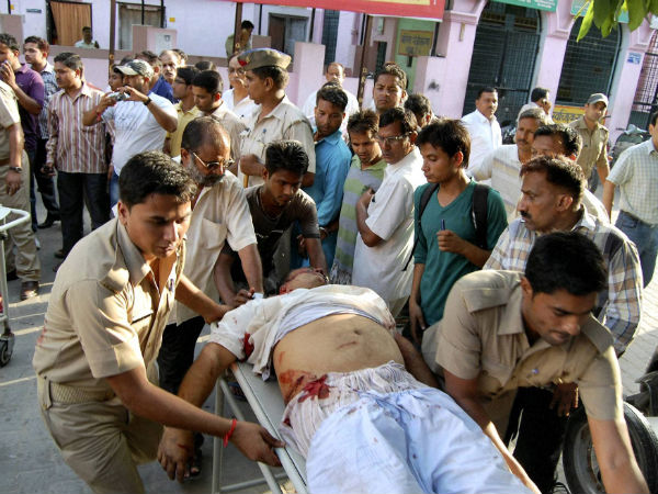 Agra on alert after communal clashes