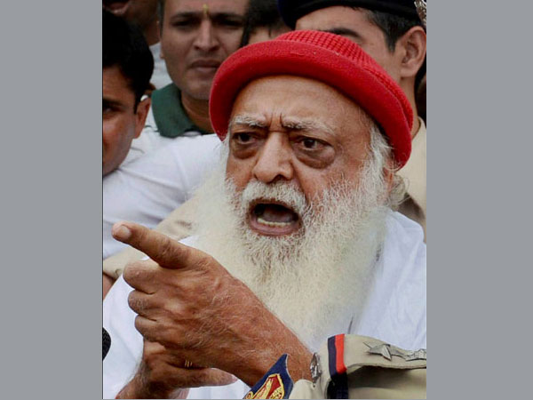 Asaram wants to talk only to women staff